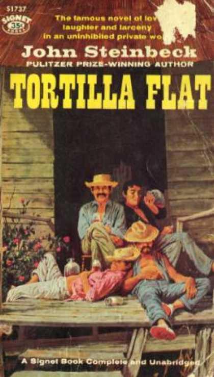 Tortilla flat by john steinbeck essay