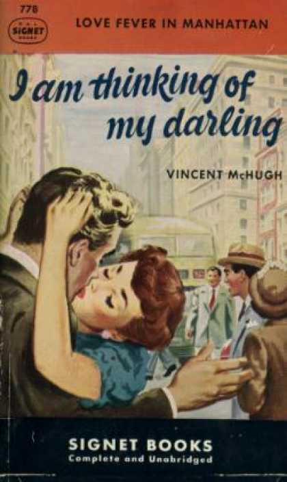 Signet Books - I Am Thinking of My Darling - Vincent Mchugh