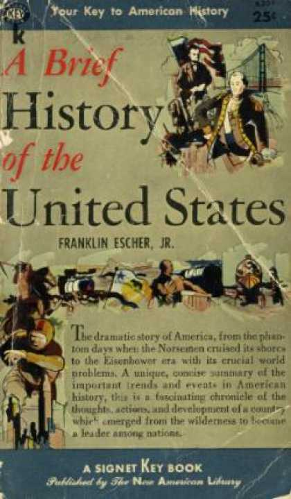 Signet Books - A Brief History of the United States