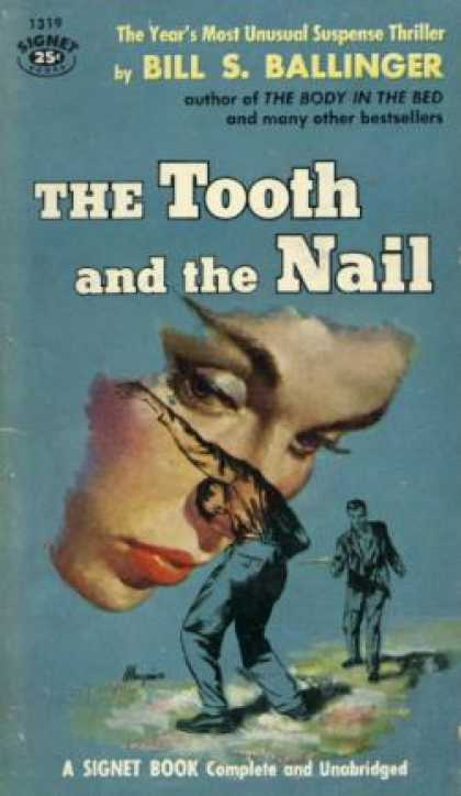 Signet Books - The Tooth and the Nail - Bill S. Ballinger