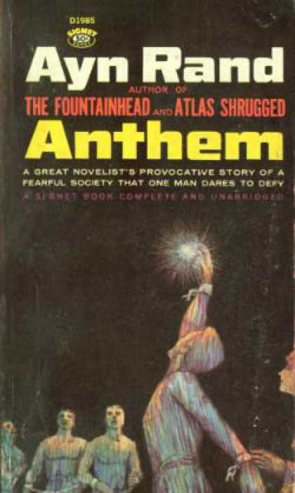 Signet Books - Anthem