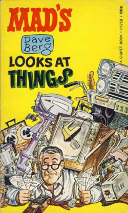 Signet Books - Mad's Dave Berg Looks at Things - Dave Berg