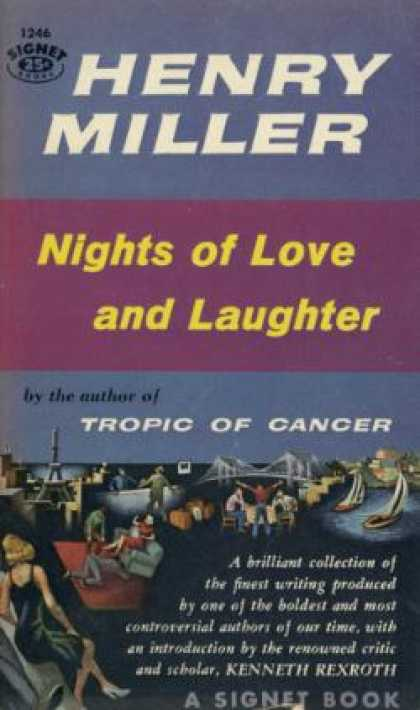 Signet Books - Nights of Love and Laughter