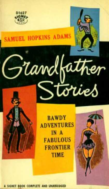 Signet Books - Grandfaather Stories - Samuel Hopkins Adams
