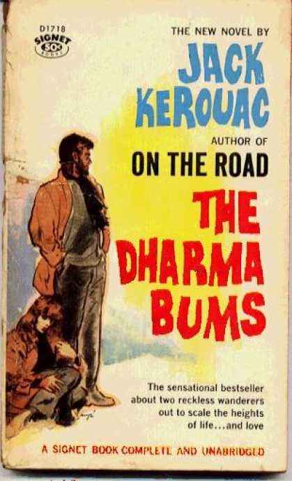 Signet Books - The Dharma Bums