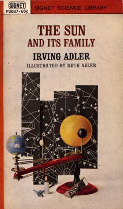 Signet Books - The Sun and Its Family - Irving Adler