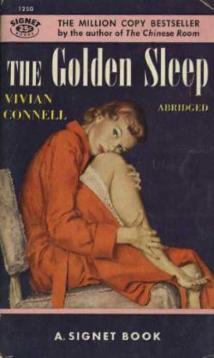 Signet Books - The Golden Sleep - Vivian Connell