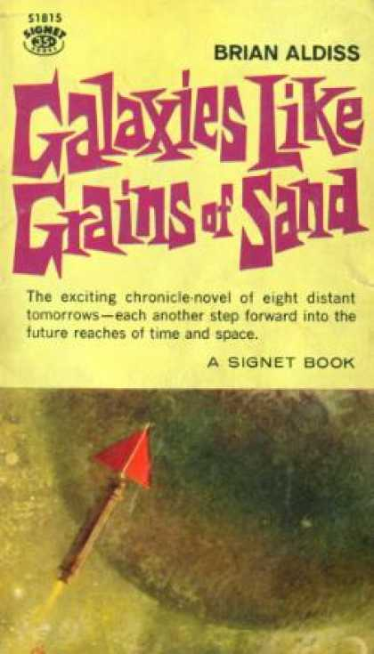 Signet Books - Galaxies Like Grains of Sand