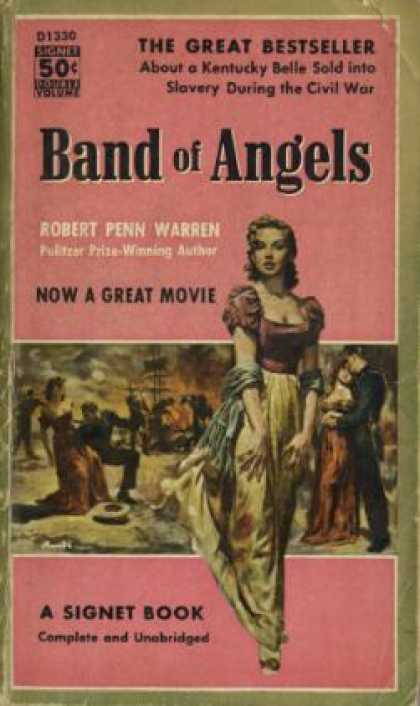 Signet Books - Band of Angels - Robert Penn Warren