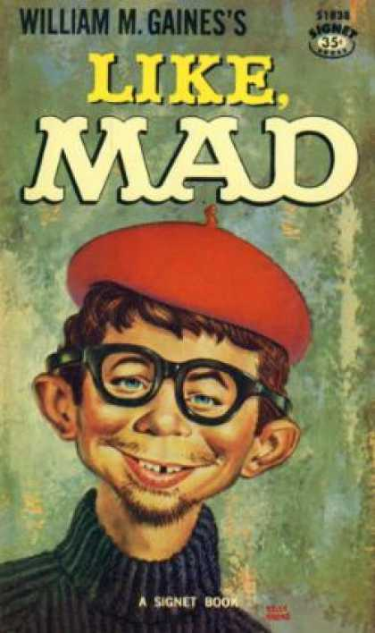 Signet Books - Like, Mad: Mad Reader, Volume 9