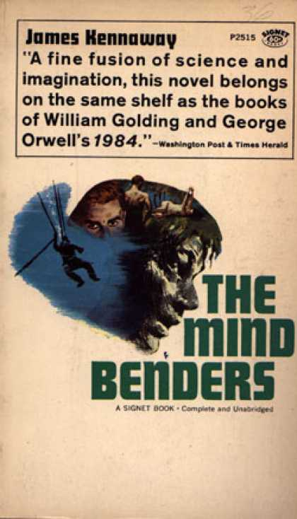 Signet Books - The Mind Benders
