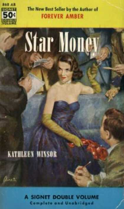 Signet Books - Star Money