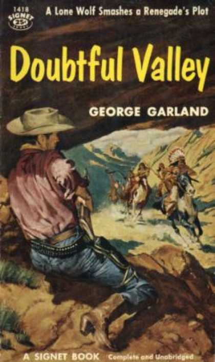 Signet Books - Doubtful Valley - George Garland