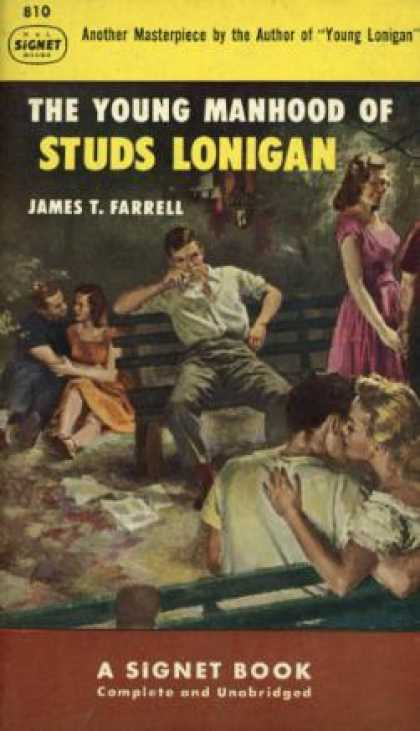 Signet Books - Young Lonigan