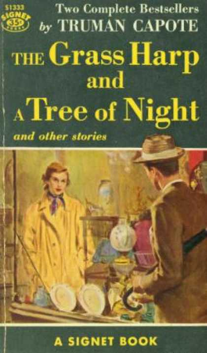 Signet Books - A Tree of Night: And Other Stories