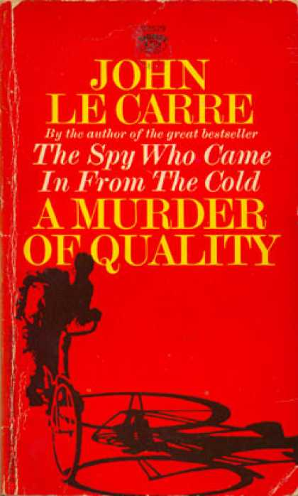 Signet Books - A Murder of Quality - John Lecarre
