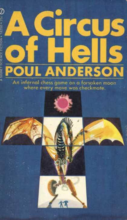 Signet Books - A Circus of Hells - Poul Anderson