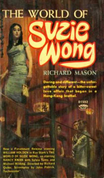 Signet Books - The World of Suzie Wong