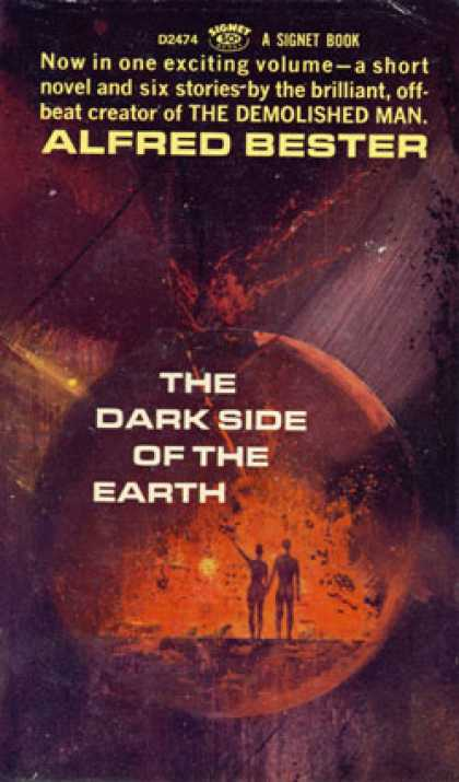 Signet Books - The Dark Side of the Earth