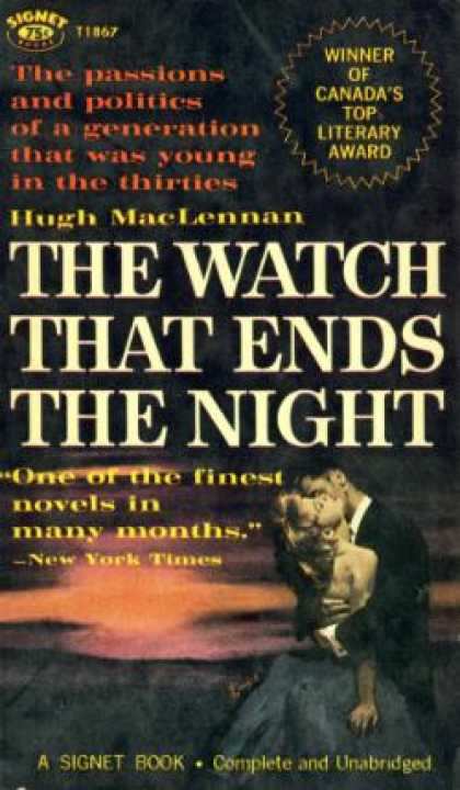 Signet Books - The Watch That Ends the Night