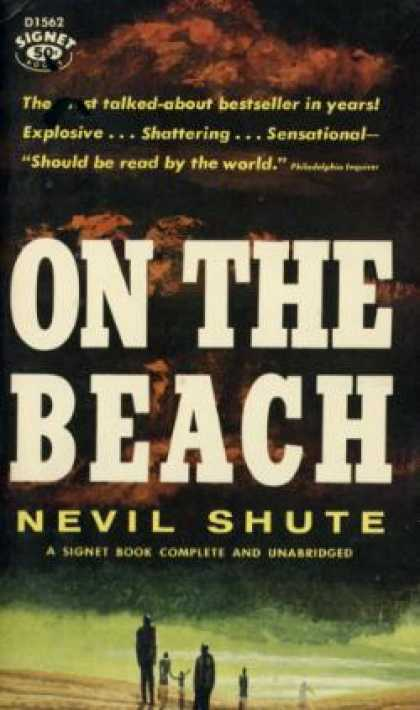 Signet Books - On the Beach - Nevil Shute