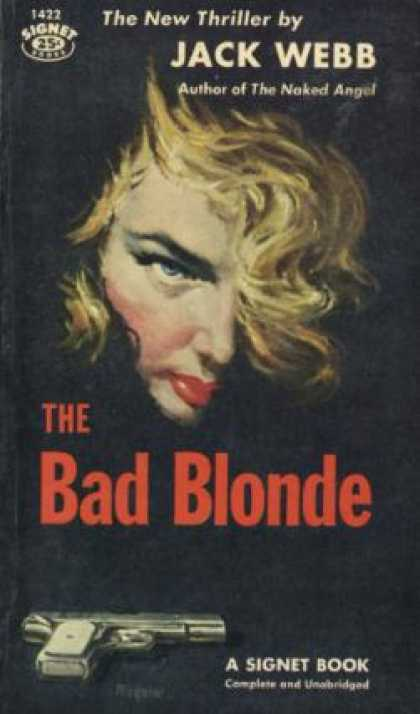 Signet Books - The Bad Blonde
