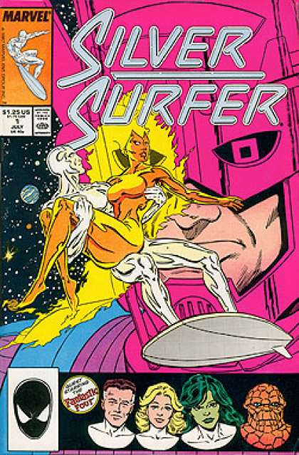 Silver Surfer (1987) 1