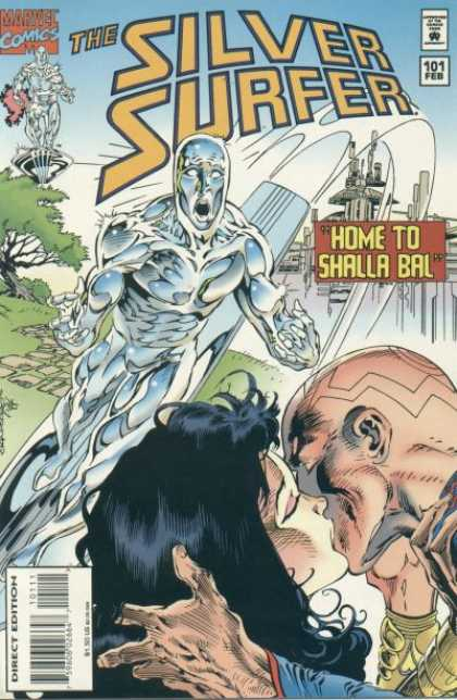 Silver Surfer (1987) 101