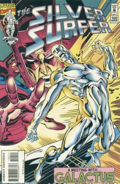 Silver Surfer (1987) 102