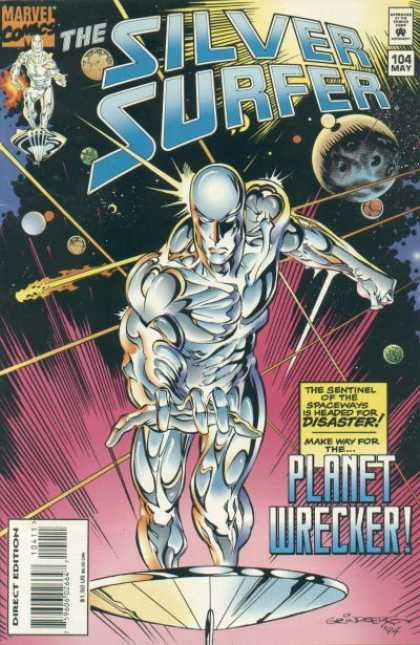 Silver Surfer (1987) 104