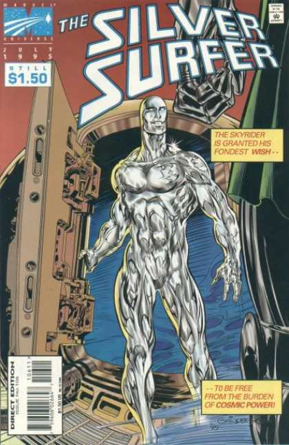 Silver Surfer (1987) 106
