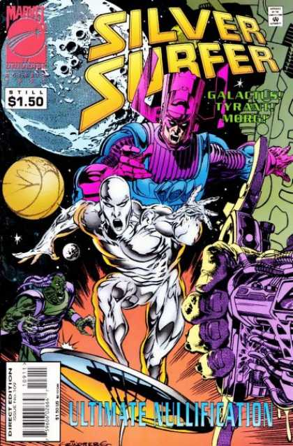 Silver Surfer (1987) 109