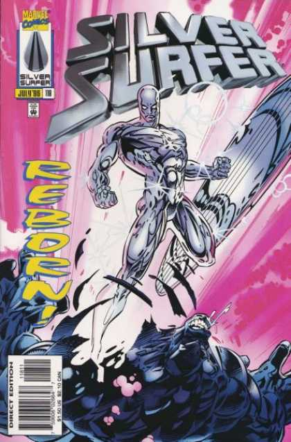 Silver Surfer (1987) 118