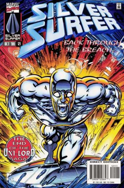 Silver Surfer (1987) 121