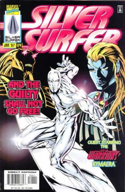 Silver Surfer (1987) 124 - Ed Benes