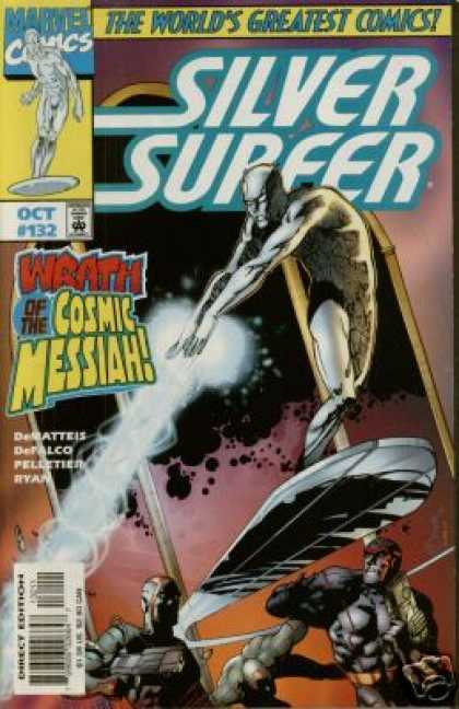 Silver Surfer (1987) 132