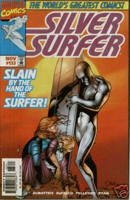 Silver Surfer (1987) 133