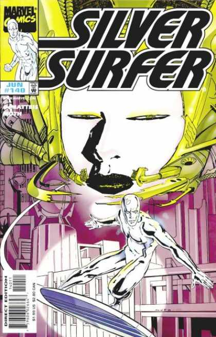 Silver Surfer (1987) 140 - Marvel - Comic - Comics - Jun - 140 - Jon Muth