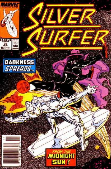 Silver Surfer (1987) 29 - Ron Lim