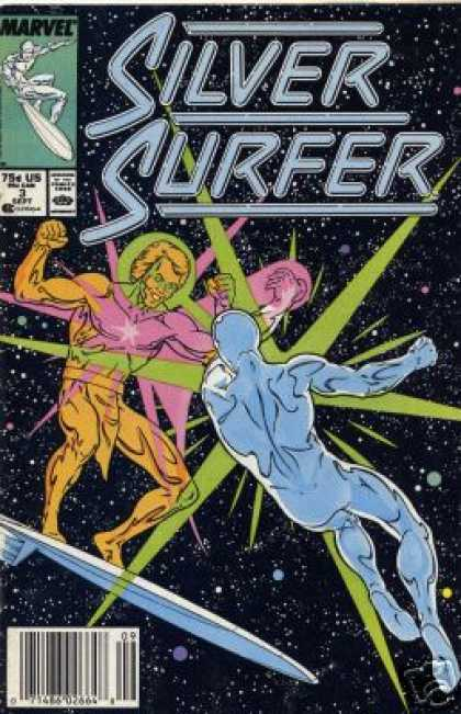 Silver Surfer (1987) 3