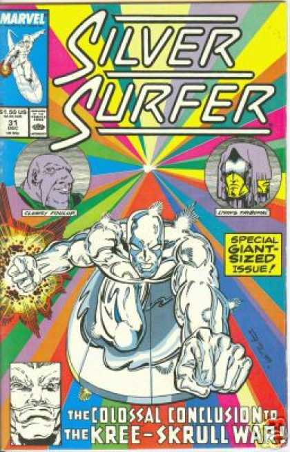 Silver Surfer (1987) 31