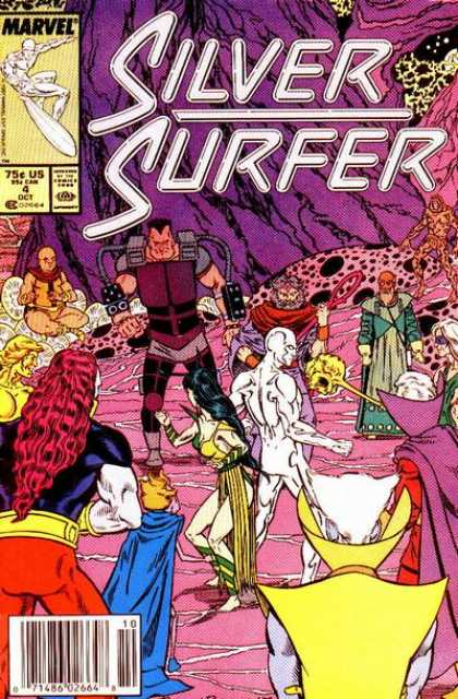 Silver Surfer (1987) 4
