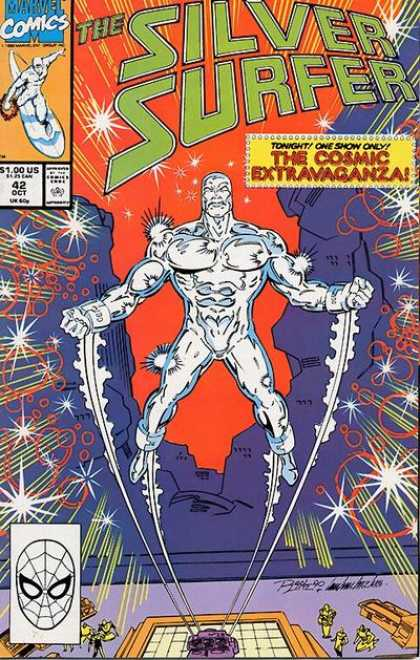 Silver Surfer (1987) 42 - Ron Lim