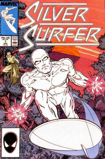 Silver Surfer (1987) 7