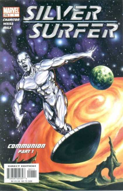 Silver Surfer (2003) 1 - Joe Jusko