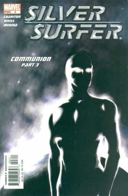 Silver Surfer (2003) 3 - Marvel Comics - Herald - Space - Part 3 - Alone - Mahathir Buang