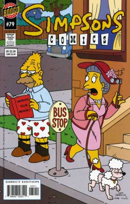 Simpsons Comics 79