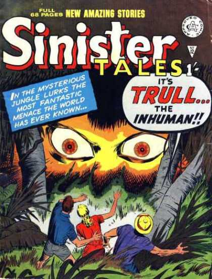 Sinister Tales 12