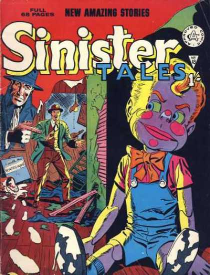 Sinister Tales 18