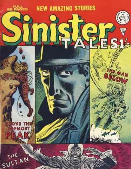 Sinister Tales 30
